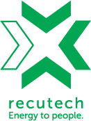 Výsledek obrázku pro logo Recutech